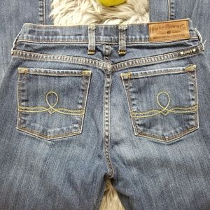 Lucky Brand Jeans - LUCKY BRAND SIZE 28 BOOT CUT